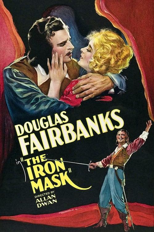 مشاهدة الفيلم The Iron Mask كامل مدبلج