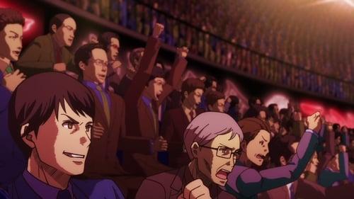 KENGAN ASHURA - Season 2: Part II - Episode 11: The Devil