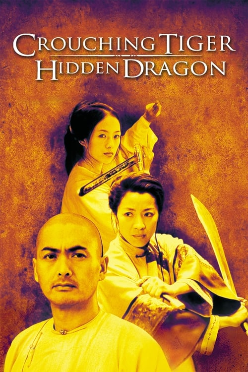 Largescale poster for Crouching Tiger, Hidden Dragon