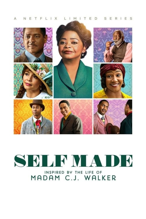Banner of Self Made: Inspired by the Life of Madam C.J. Walker