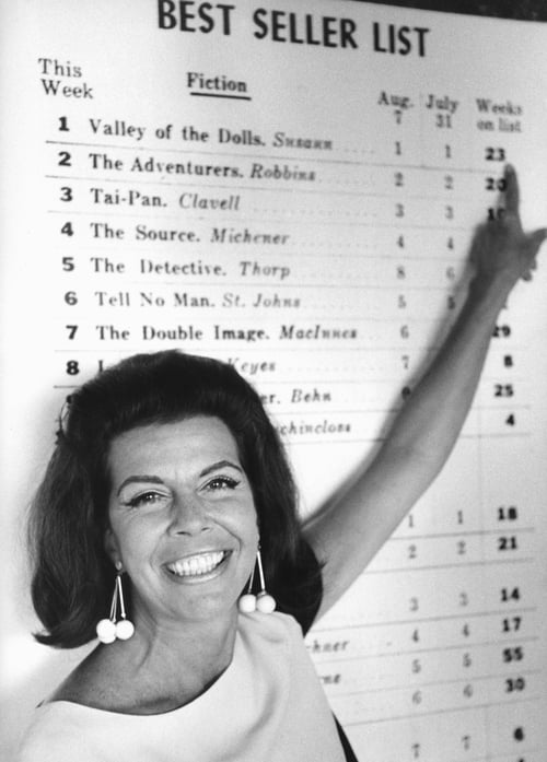 Jacqueline Susann and the Valley of the Dolls (1967)