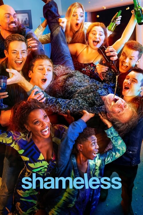 The poster of Shameless
