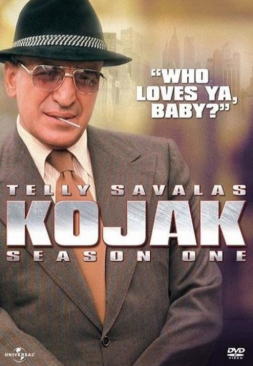 Kojak: Season 1
