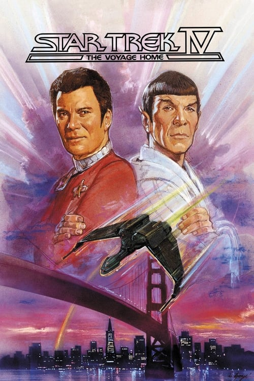 Star Trek IV: The Voyage Home ( Uzay Yolu 4: Eve Yolculuk )