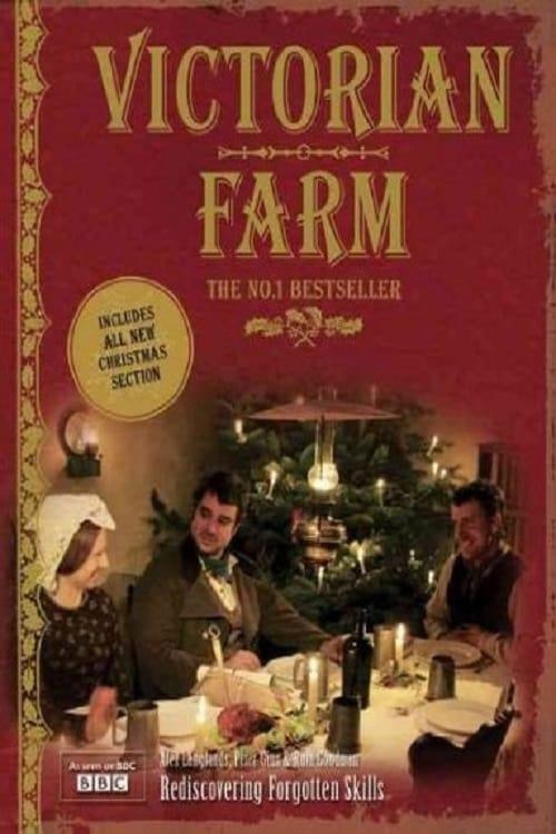 Victorian Farm Christmas poster
