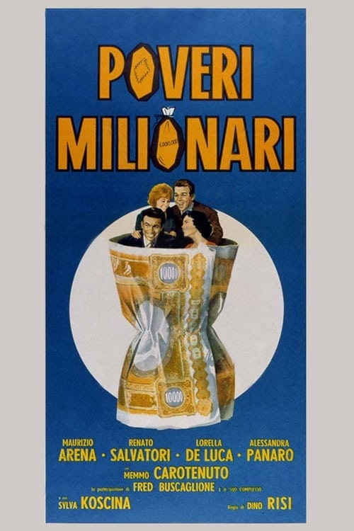 مشاهدة Poveri milionari مجانا