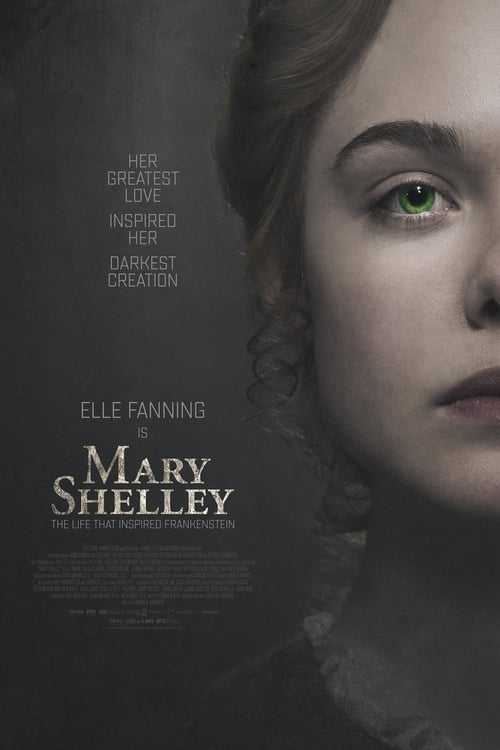 Mary Shelley Full Movie 2017 live steam: Watch online