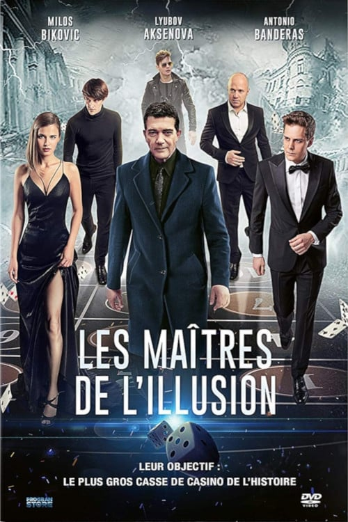 Visualiser Les maîtres de l'illusion (2018) streaming vf