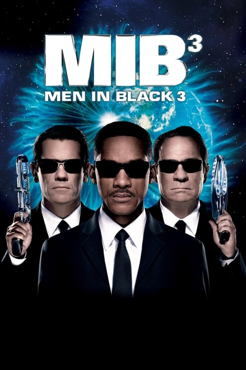 Largescale poster for Men in Black 3