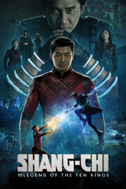 Shang-Chi in IMAX Movie Poster