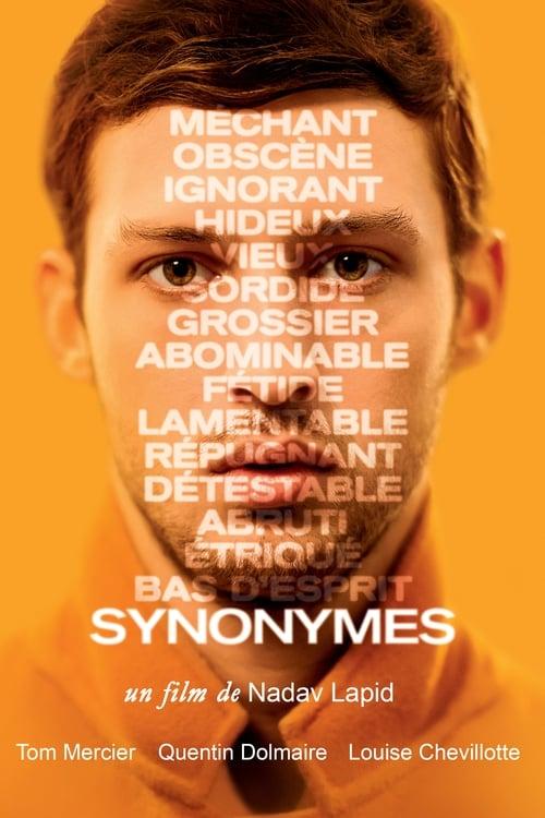 Mira La Película Synonymes Gratis En Línea