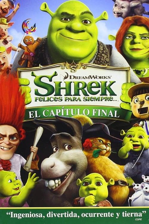 Image Shrek, felices para siempre