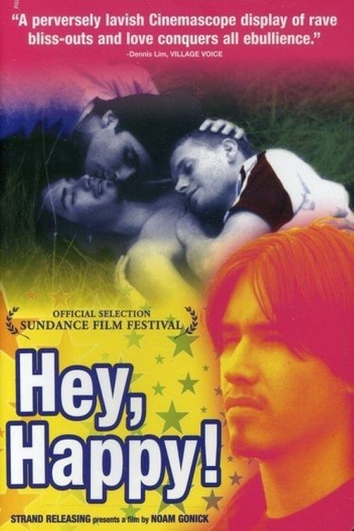 Largescale poster for Hey Happy