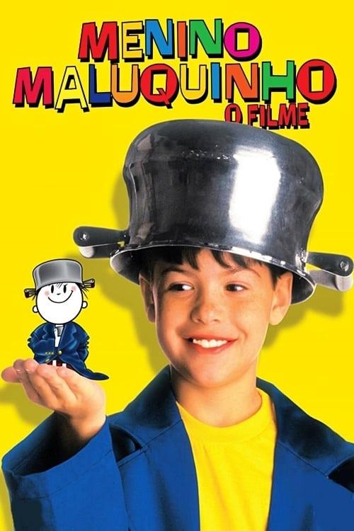 Largescale poster for Menino Maluquinho: O Filme