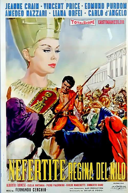 Nefertite, regina del Nilo (1961)