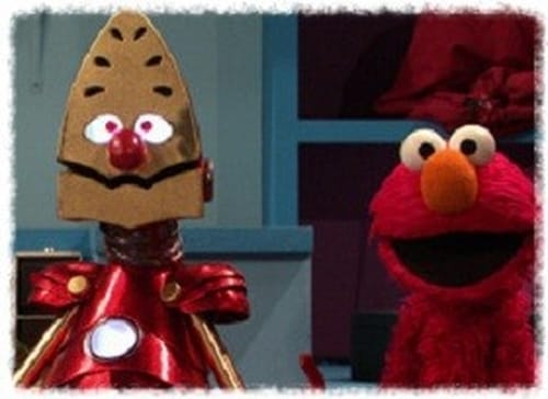 Sesame Street: Season 41 – Episod The Ironing Monster