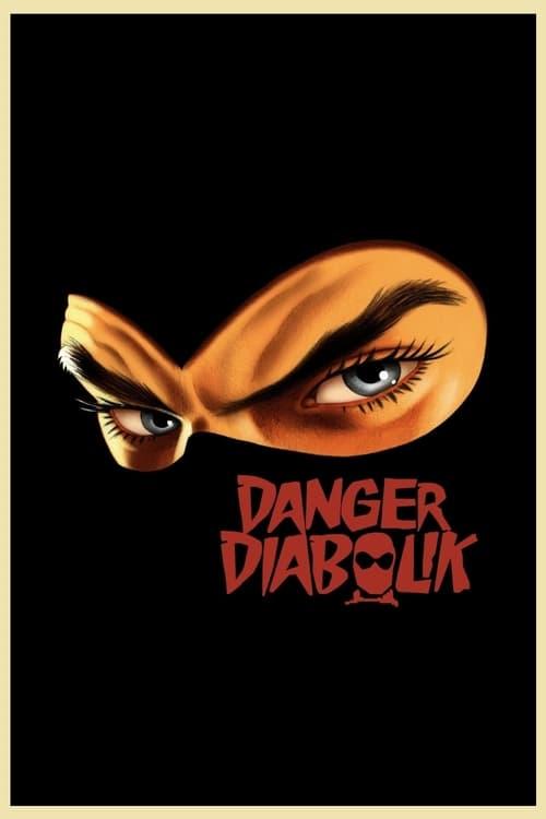 Largescale poster for Danger: Diabolik