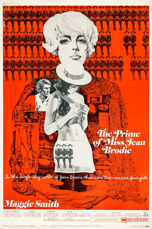 Download The Prime of Miss Jean Brodie (1969) Movie Free Online