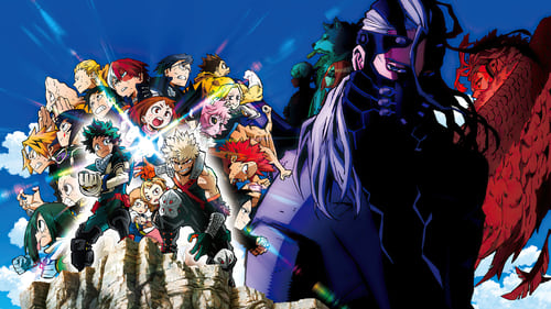 My Hero Academia : Heroes Rising