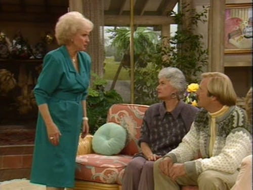 The Golden Girls: Season 3 – Episod A Visit from Little Sven