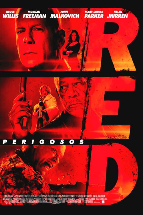 Assistir Red - Aposentados e Perigosos - HD 720p Dublado Online Grátis HD