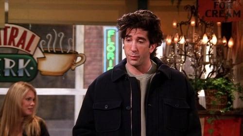 Aquele em que Ross se muda