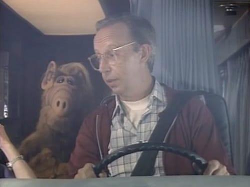 ALF: Season 1 – Épisode On the Road Again