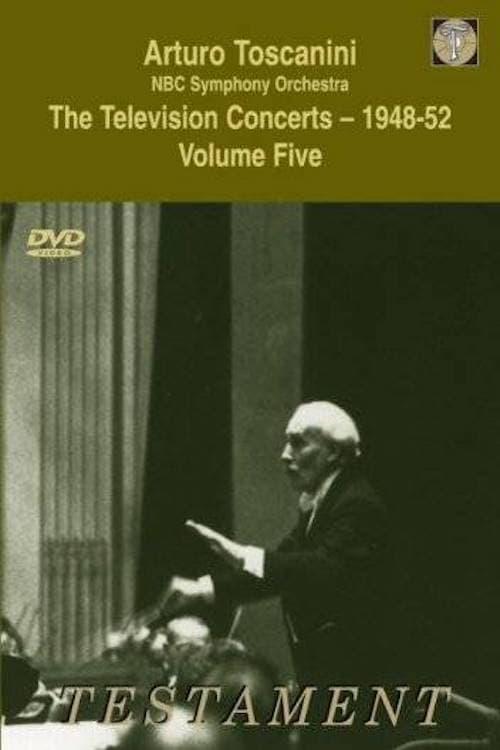 Assistir Toscanini: The Television Concerts, Vol. 8: Franck, Sibelius, Debussy and Rossini Dublado Em Português