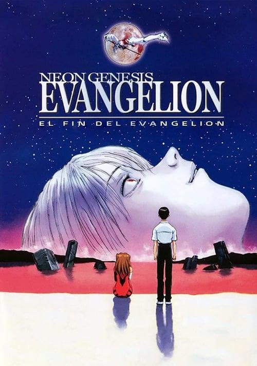 Ver Neon Genesis Evangelion: El Fin del Evangelion En Línea