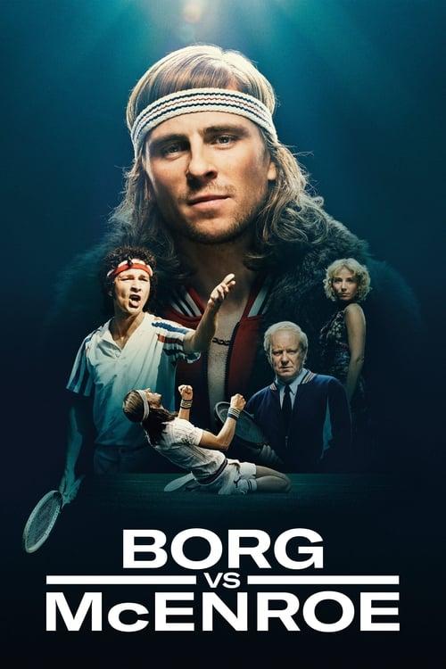 Borg vs McEnroe poster