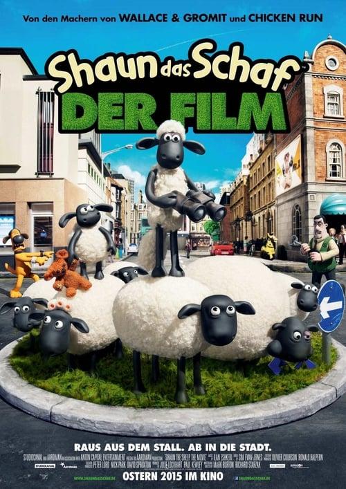 Shaun das Schaf - Der Film - Familie / 2015 / ab 0 Jahre