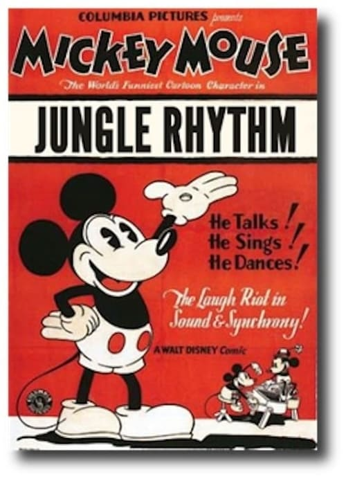 Jungle Rhythm poster