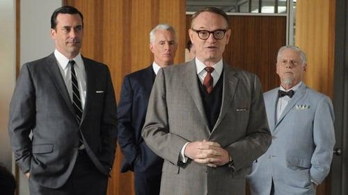 Mad Men 2012 Netflix: Season 5 – Episode A Little Kiss (2)
