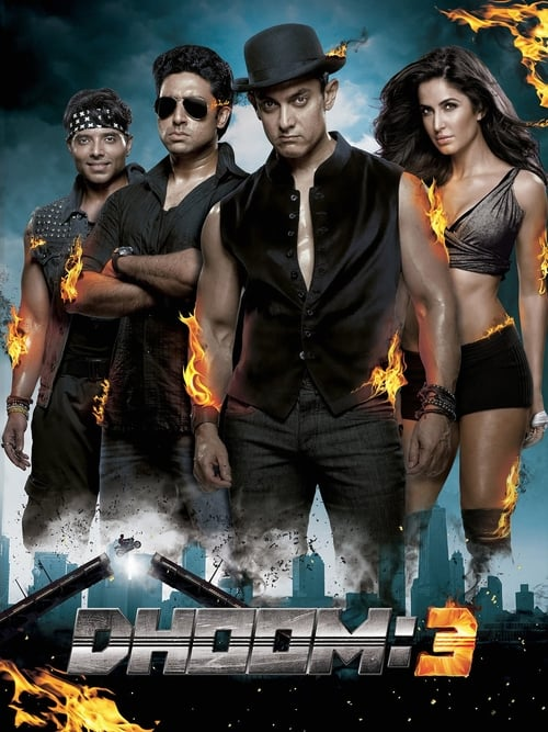 Download Dhoom 3 (2013) Best Quality Movie