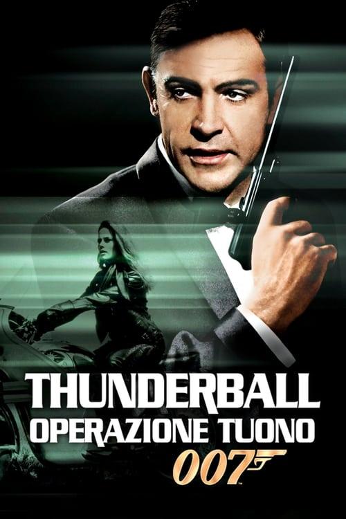 Agente 007 - Thunderball - Operazione tuono (1965)