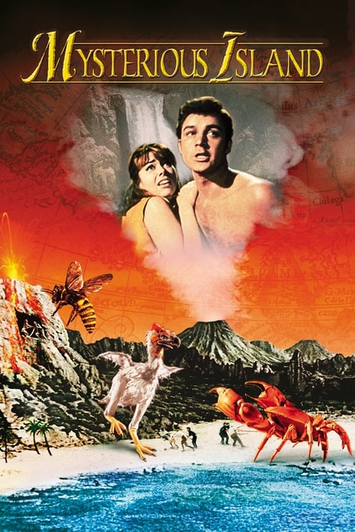 Streaming Mysterious Island (1961) Movie Free Online