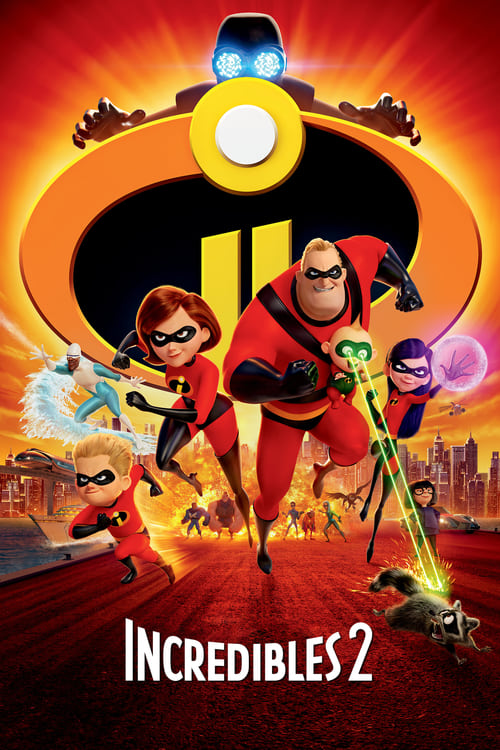 Largescale poster for Incredibles 2