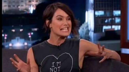 Jimmy Kimmel Live 2014 Streaming: Season 12 – Episode Lena Headey, Jungle, LA Kings, Bill de Blasio, Eric Garcetti