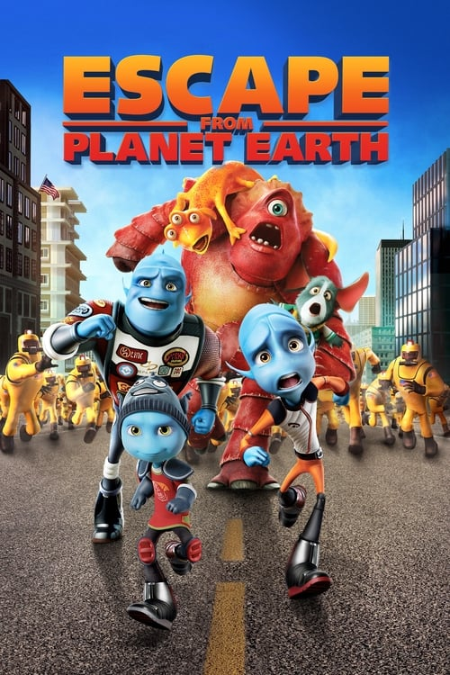 Escape from Planet Earth film en streaming