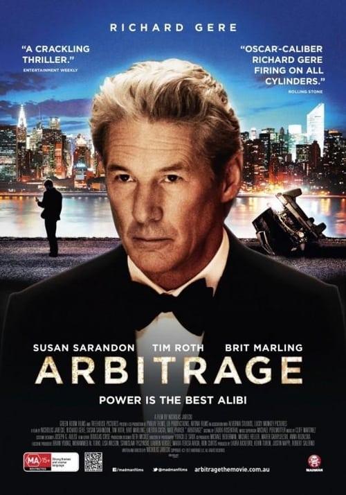 Watch Arbitrage (2012) Best Quality Movie