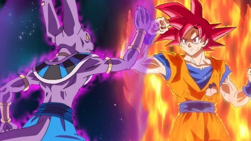 Dragon Ball Super: Season 1 – Episod The Universe Will Shatter? Clash! Destroyer vs. Super Saiyan God!