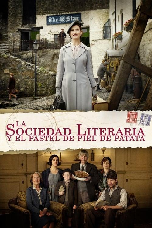 La Sociedad literaria y el pastel de piel de patata [Castellano] [Latino] [rhdtv] [dvdrip] [hd1080] [hd720]