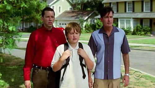 Two and a Half Men: Season 5 – Episod Large Birds, Spiders and Mom