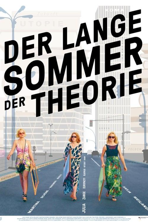 Mira Der lange Sommer der Theorie En Español En Línea