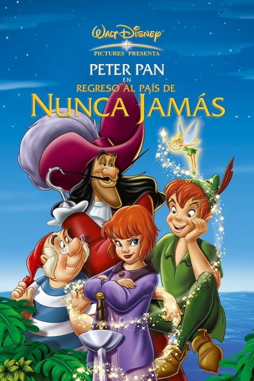Return to Never Land Peliculas gratis