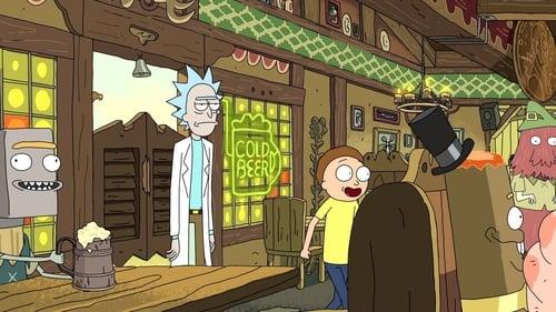 Assistir Rick and Morty S01E05 – 1×05 – Dublado
