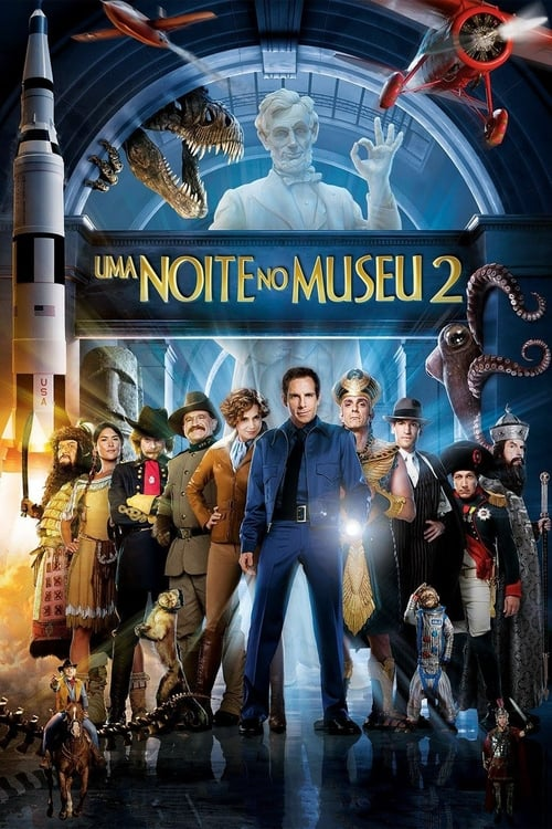 Assistir Uma Noite no Museu 2