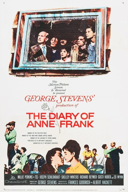 Watch The Diary of Anne Frank (1959) Best Quality Movie