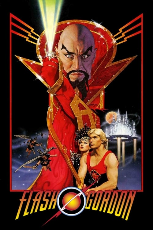 Download Flash Gordon (1980) Full Movie