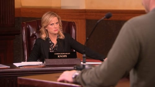 Parks and Recreation - Season 5 - Episode 16: Bailout